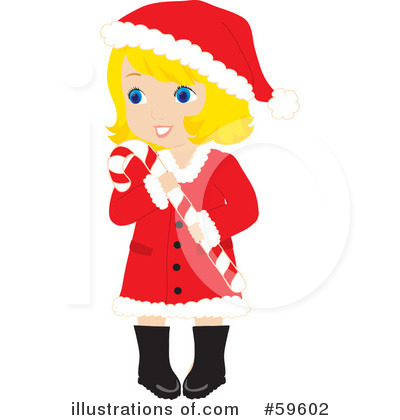 Little Girl Clipart #59602 by Rosie Piter