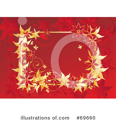 Christmas Background Clipart #69660 by MilsiArt