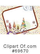 Royalty-Free (RF) Christmas Clipart Illustration #69670