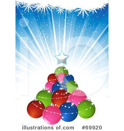 Christmas Tree Clipart #69920 by elaineitalia