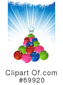 Royalty-Free (RF) Christmas Clipart Illustration #69920