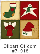 Christmas Clipart #71918 by inkgraphics