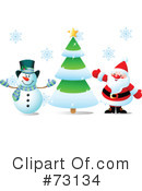 Christmas Clipart #73134 by Pushkin
