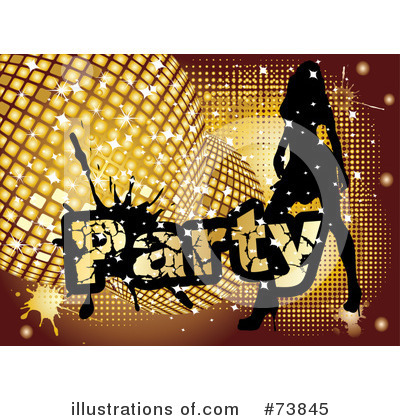 Disco Clipart #73845 by MilsiArt