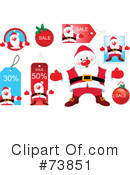 Christmas Clipart #73851 by Pushkin