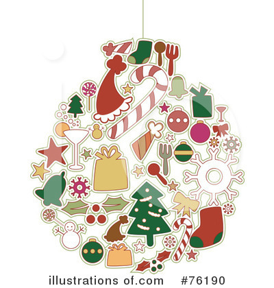 Christmas Stockings Clipart #76190 by BNP Design Studio