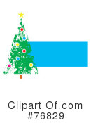Royalty-Free (RF) Christmas Clipart Illustration #76829