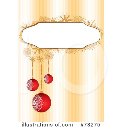 Christmas Background Clipart #78275 by MilsiArt