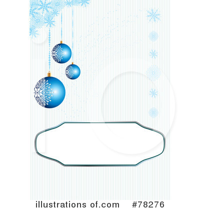 Christmas Background Clipart #78276 by MilsiArt