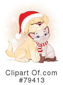 Royalty-Free (RF) christmas Clipart Illustration #79413