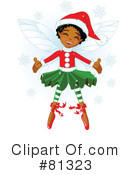 Royalty-Free (RF) Christmas Clipart Illustration #81323