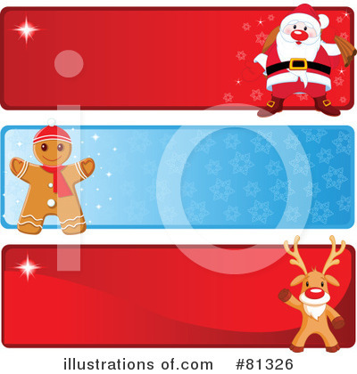 Reindeer Clipart #81326 by Pushkin