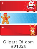 Royalty-Free (RF) Christmas Clipart Illustration #81326