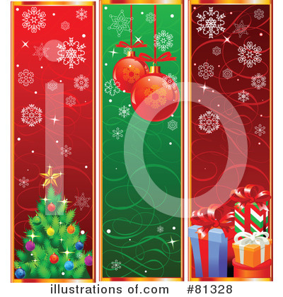Christmas Tree Clipart #81328 by Pushkin