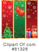 Royalty-Free (RF) Christmas Clipart Illustration #81328