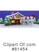 Christmas Clipart #81454 by KJ Pargeter