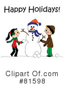 Christmas Clipart #81598 by Pams Clipart