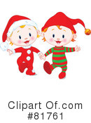 Royalty-Free (RF) christmas Clipart Illustration #81761