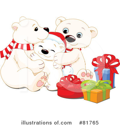 Polar Bear Clipart #81765 by Pushkin
