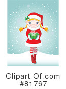 Royalty-Free (RF) Christmas Clipart Illustration #81767