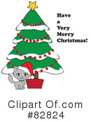Royalty-Free (RF) Christmas Clipart Illustration #82824