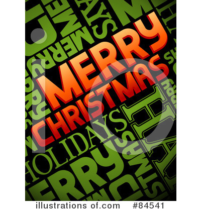 Merry Christmas Clipart #84541 by BNP Design Studio