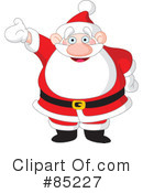 Royalty-Free (RF) Christmas Clipart Illustration #85227