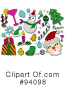 Christmas Clipart #94098 by BNP Design Studio