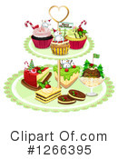 Christmas Dessert Clipart #1266395 by Graphics RF