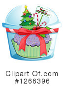 Christmas Dessert Clipart #1266396 by Graphics RF