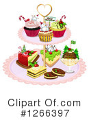 Christmas Dessert Clipart #1266397 by Graphics RF