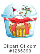Christmas Dessert Clipart #1266399 by Graphics RF