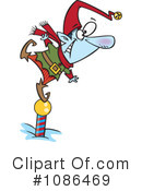 Christmas Elf Clipart #1086469