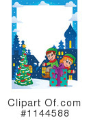 Christmas Elf Clipart #1144588