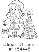 Christmas Elf Clipart #1154445