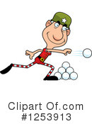 Christmas Elf Clipart #1253913 by Cory Thoman