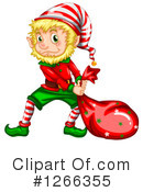 Christmas Elf Clipart #1266355