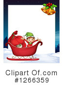 Christmas Elf Clipart #1266359 by Graphics RF