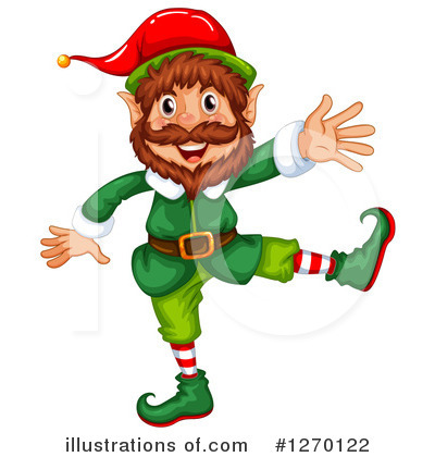 Christmas Clipart #1270122 by Graphics RF