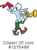 Christmas Elf Clipart #1275498