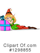 Christmas Elf Clipart #1298855