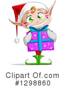 Christmas Elf Clipart #1298860