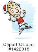 Christmas Elf Clipart #1422018 by Cory Thoman