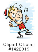 Christmas Elf Clipart #1422019 by Cory Thoman