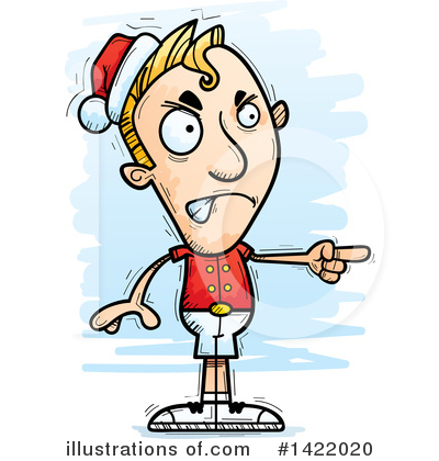 Elf Clipart #1422020 by Cory Thoman