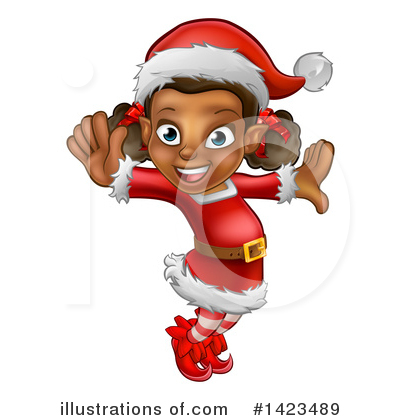 Christmas Clipart #1423489 by AtStockIllustration