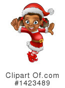 Christmas Elf Clipart #1423489