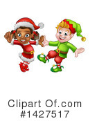 Christmas Elf Clipart #1427517