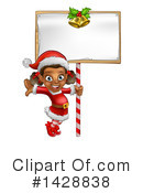 Christmas Elf Clipart #1428838
