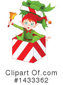 Christmas Elf Clipart #1433362